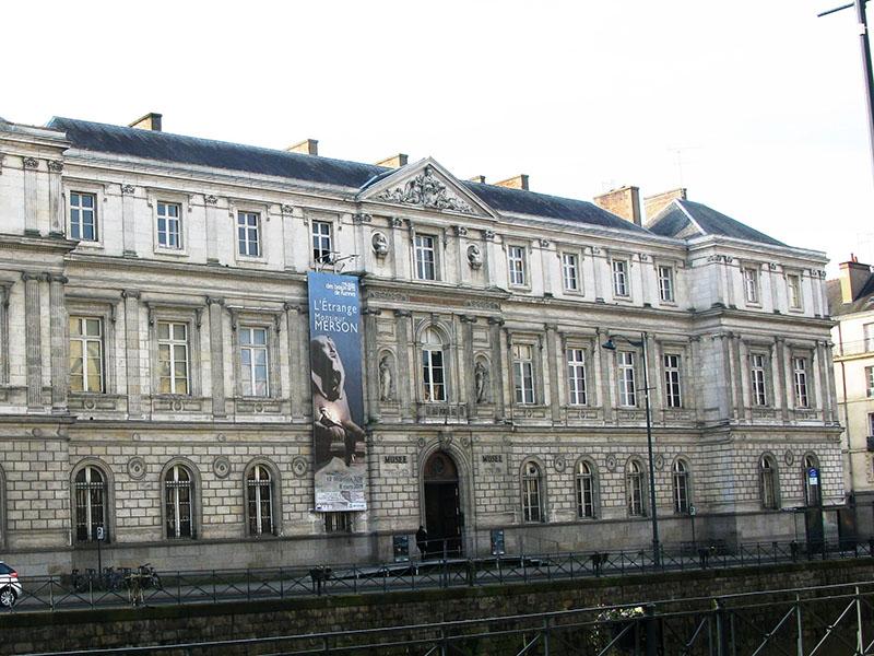 Les champs libres, Le musée des beaux-arts de bretagne